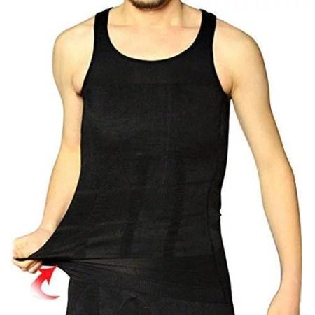 المشكل الجسم للرجال للرجال التخسيس قميص الخصر البطن فقدان الوزن الحجم: L / M / XL 4974b979 cc29 4191 9067 f30c81bafdec 1