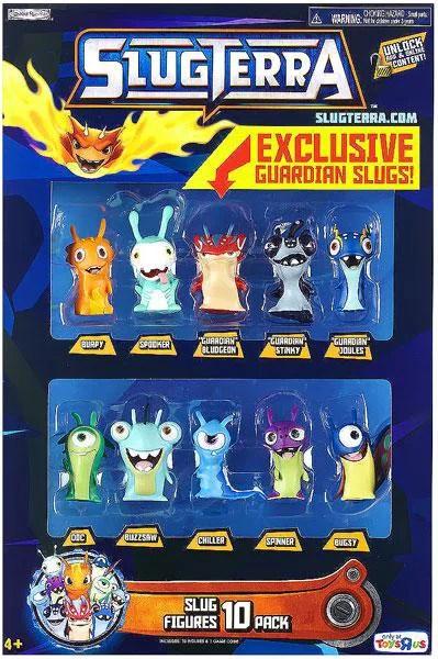 slugterra slug figures 10