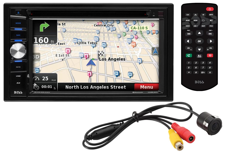 small resolution of boss audio bvnv9384rc double din dvd player 6 2 touchscreen rh walmart com boss audio wiring boss dvd car stereo wiring diagram