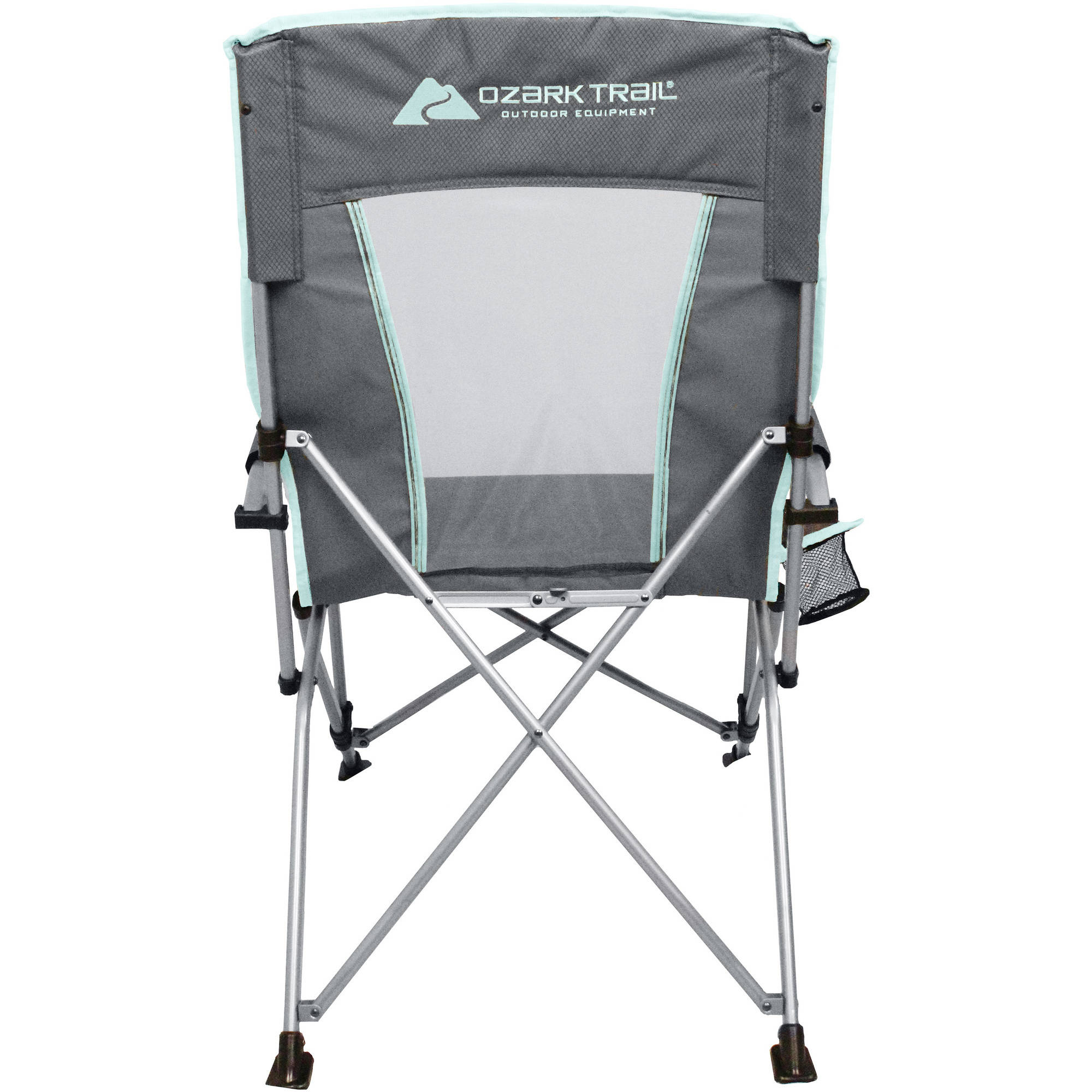 Folding Camping High Chair Camping Folding Chair High Back 3position Set Of 2 Outdoor