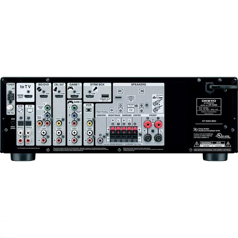 Onkyo Txnr838 Dolby Atmos Home Setup Wiring Guide