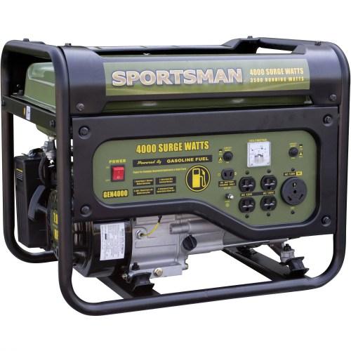 small resolution of 5802 10000 watt electric start portable generator 49 state walmart com