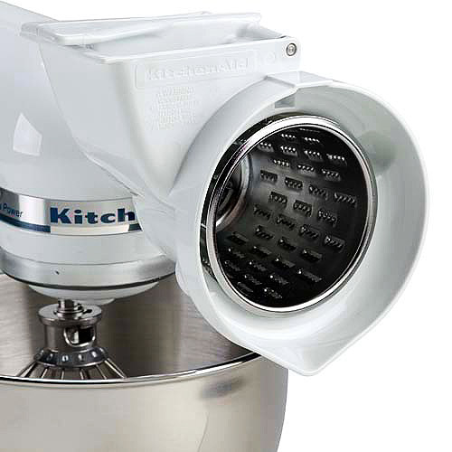 kitchen aid attachments cabinet shelf kitchenaid rotor slicer shredder attachment walmart com