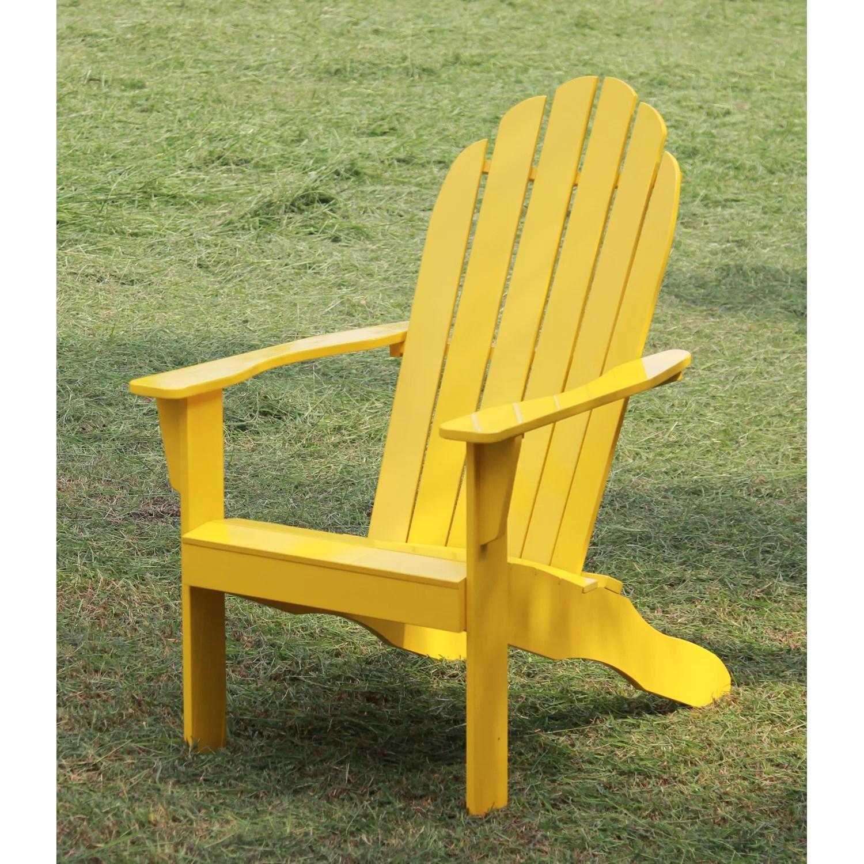 yellow adirondack chairs plastic ergonomic chair montreal mainstays walmart com