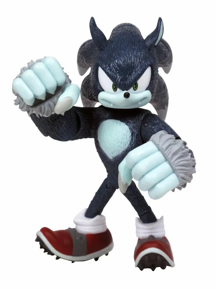 Sonic The Hedgehog Sonic 3 5 Action Figure Werehog
