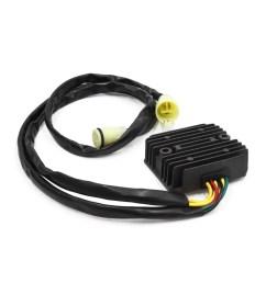 metal motorcycle voltage regulator rectifier for honda atv trx250 300 350 [ 1100 x 1100 Pixel ]