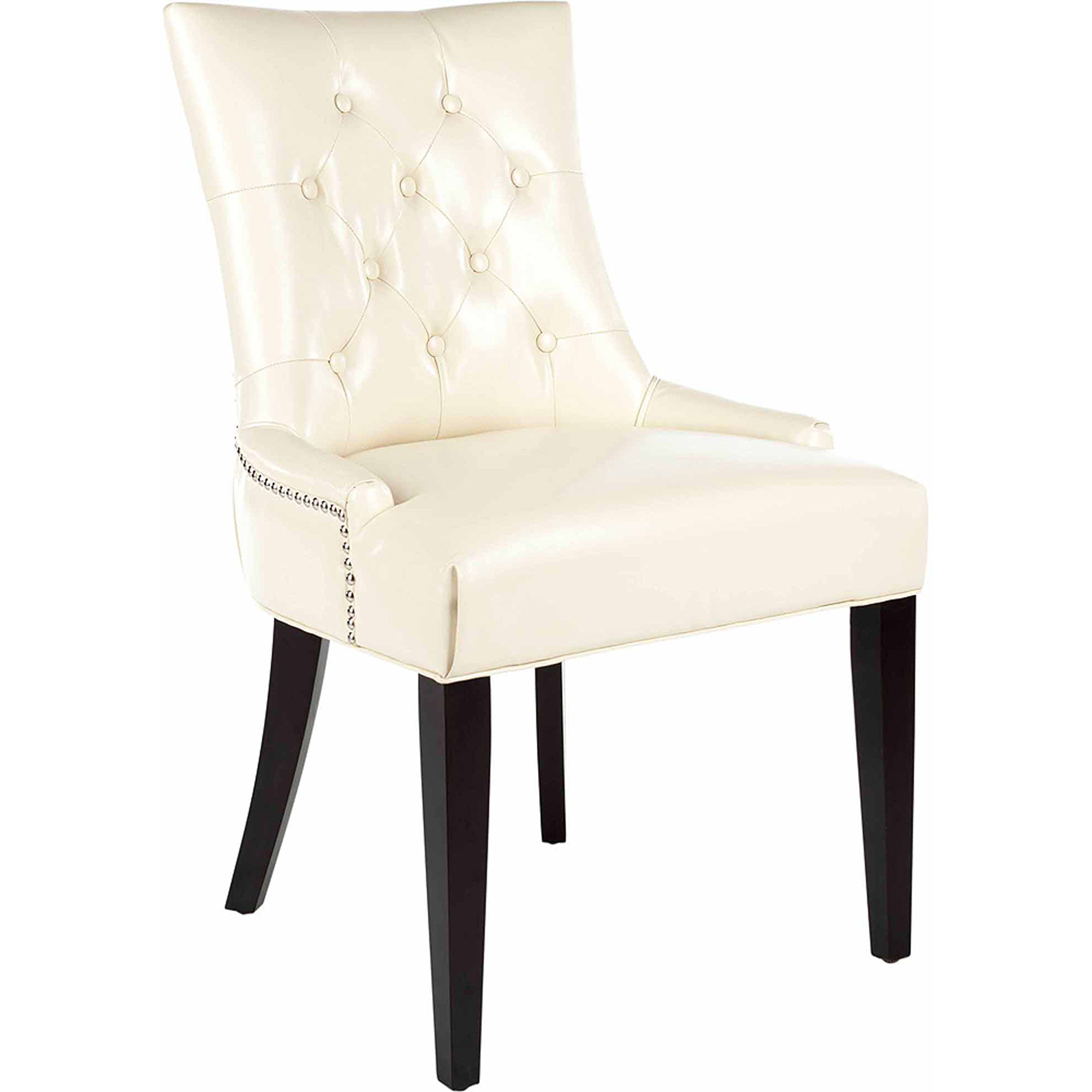 Leather Dining Chairs With Nailheads Nailhead Dining Chair Nailhead Dining Chair With Nailhead
