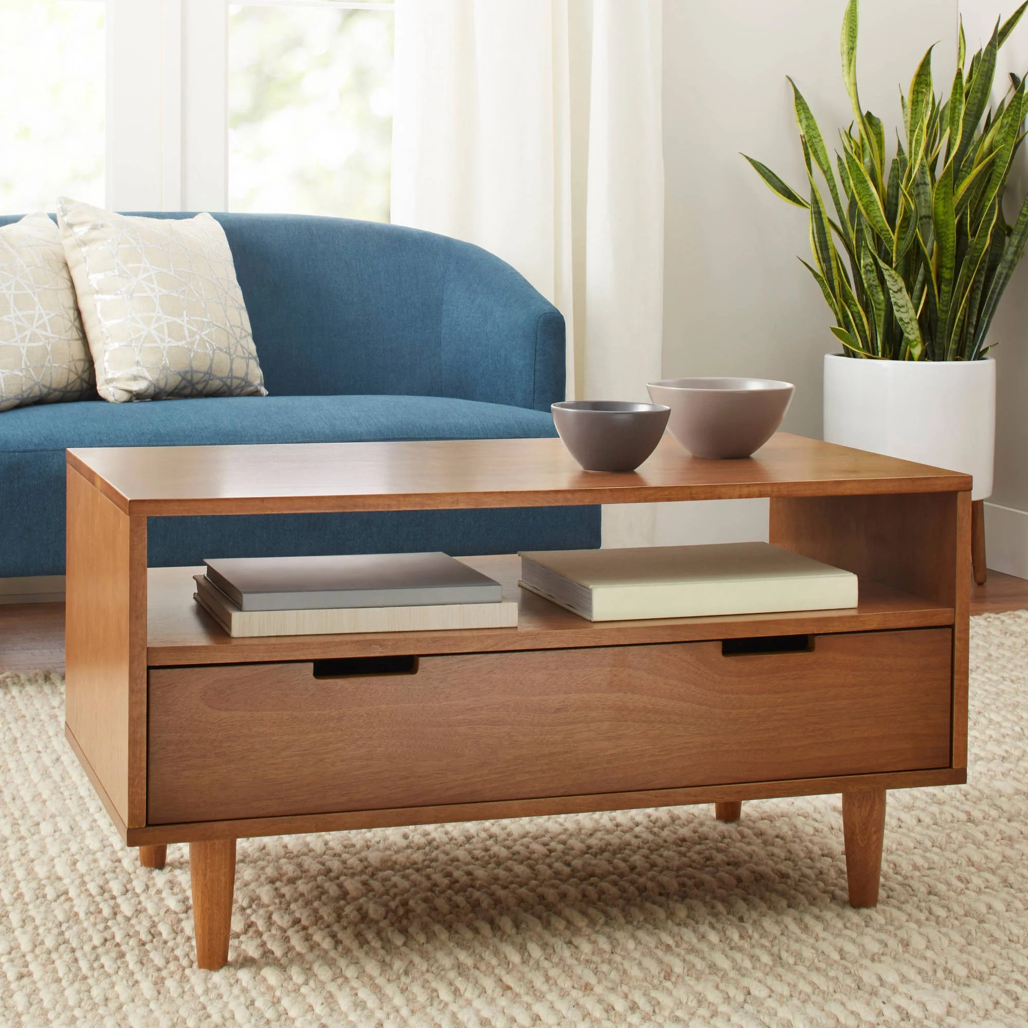Better Homes and Gardens Flynn Mid Century Modern Coffee