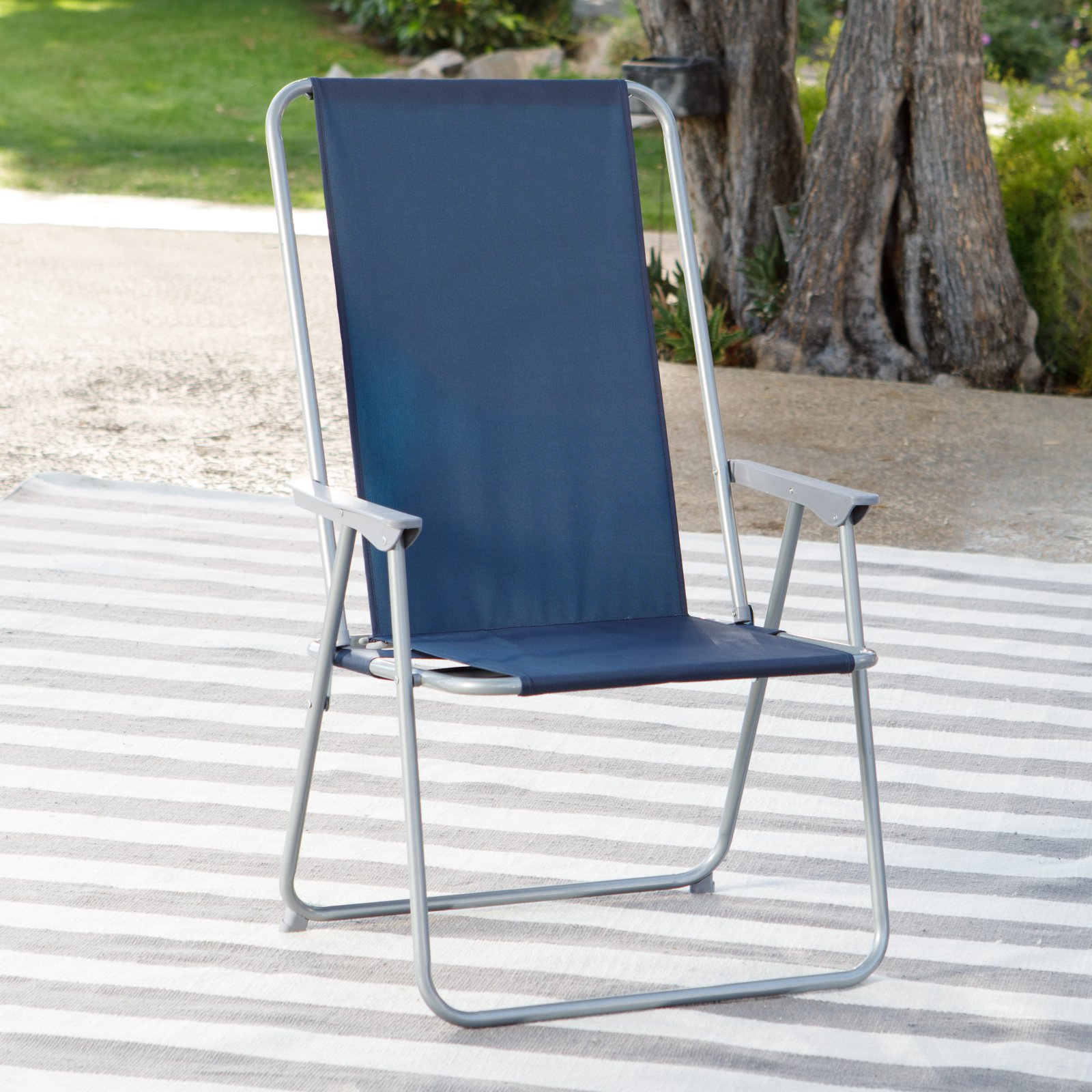 folding lawn chairs ontario steel chair tent house beach walmart com product image coral coast oxford