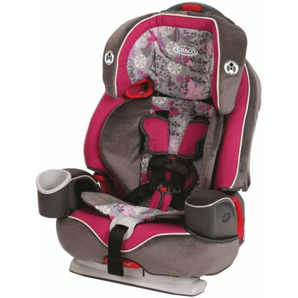 Graco Nautilus 3-in-1 Harness Booster Car Seat Bethany