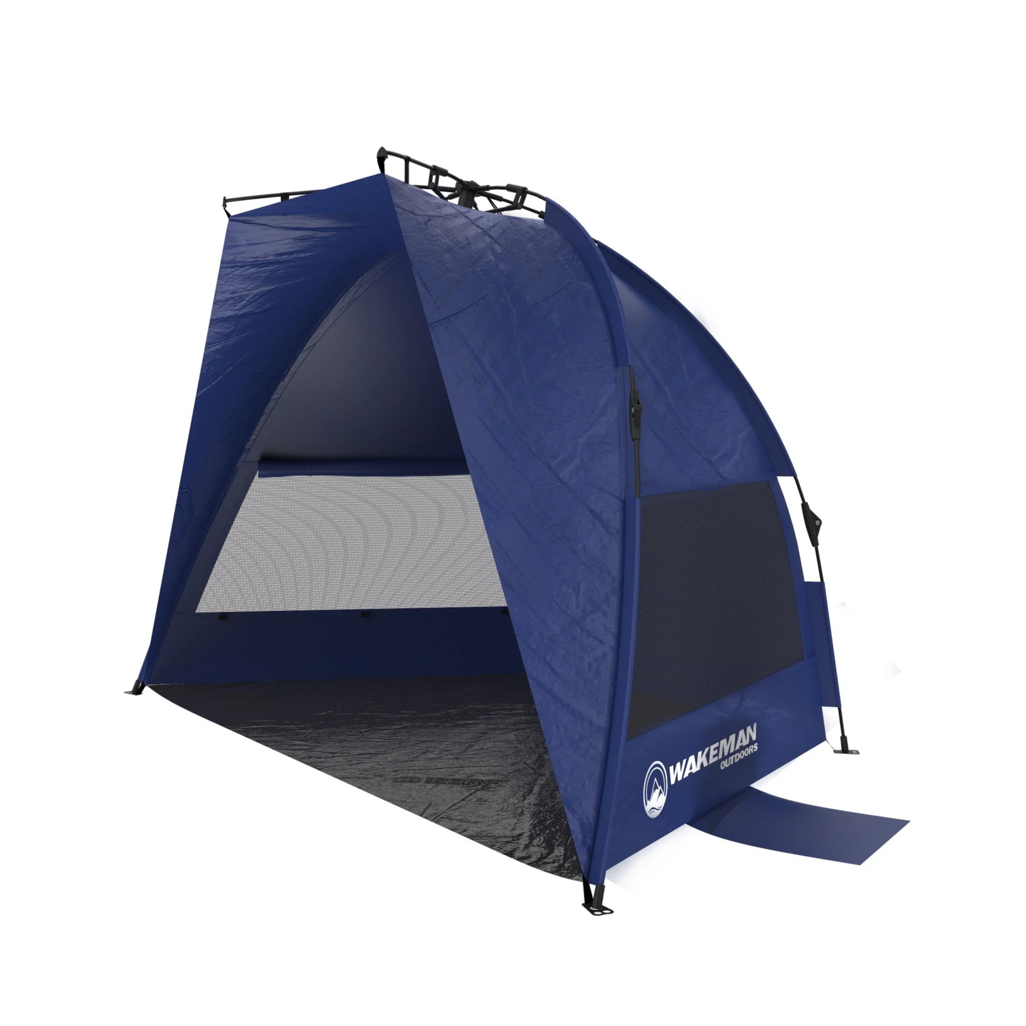 Pop Up Beach Tent Water And Wind Resistant With Carry