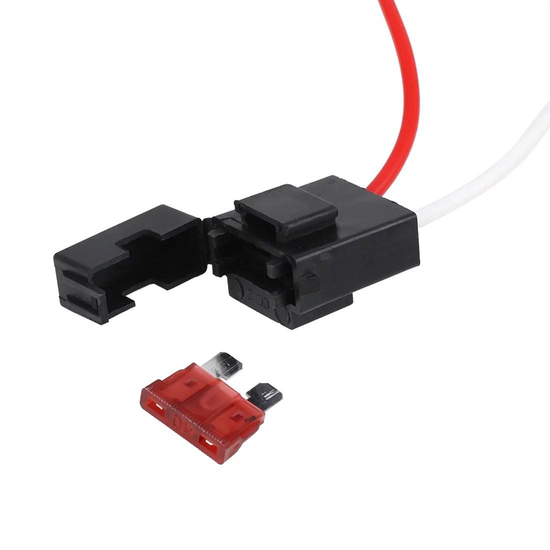 dc 12v car truck grille mount blast tone speaker wiring harness easy wiring harness kit car [ 1100 x 1100 Pixel ]