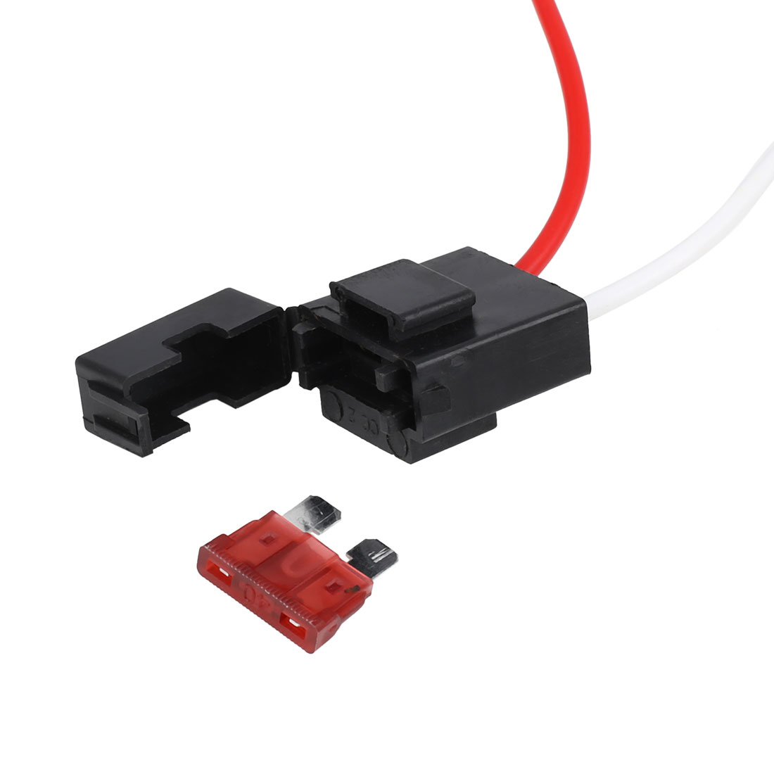 small resolution of dc 12v car truck grille mount blast tone speaker wiring harness dc 12v car truck grille