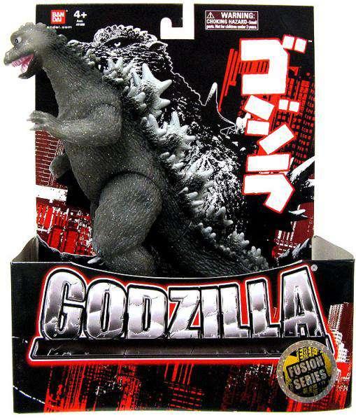 Fusion Series Godzilla Vinyl Figure Classic 1968