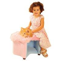 KEET Comfy Kids Chair - Love - Walmart.com