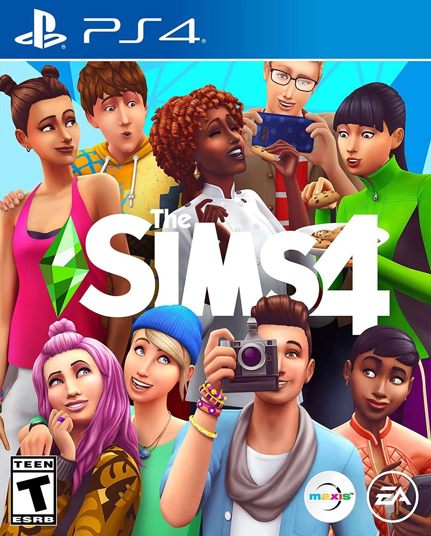 The SIMS 4, PlayStation 4 - Walmart.com