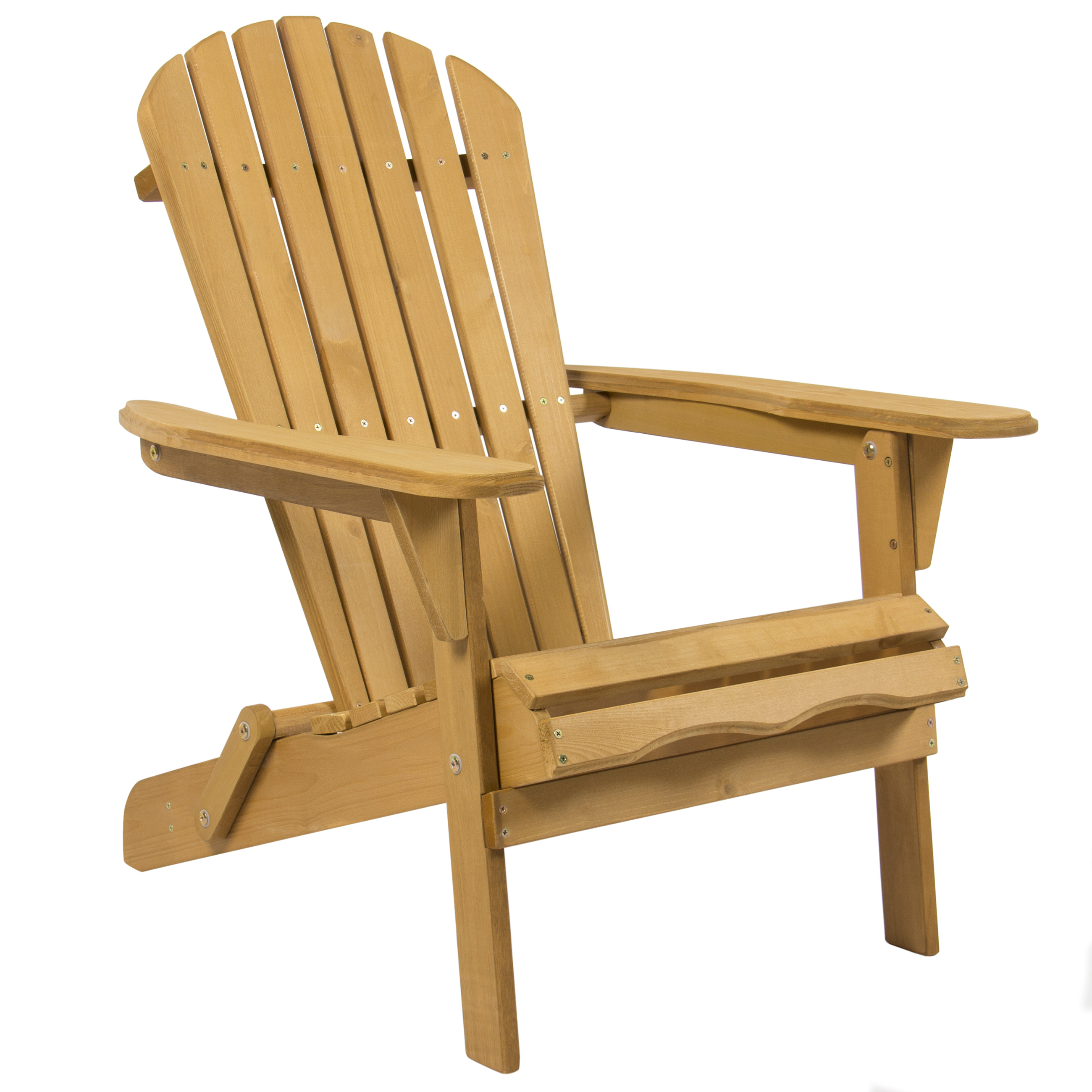 wooden porch chairs sample chair cover rental agreement best choice products outdoor adirondack wood foldable patio lawn deck garden furniture walmart com