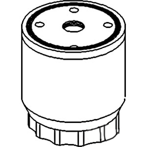 3218794R1 New Fuel Filter Fits Case-IH Tractor Models 385
