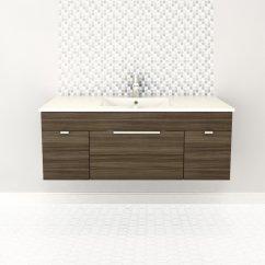 Cutler Kitchen And Bath Vanity 36 Sink Amp Textures 48 In Wall Hung Bathroom Walmart Com