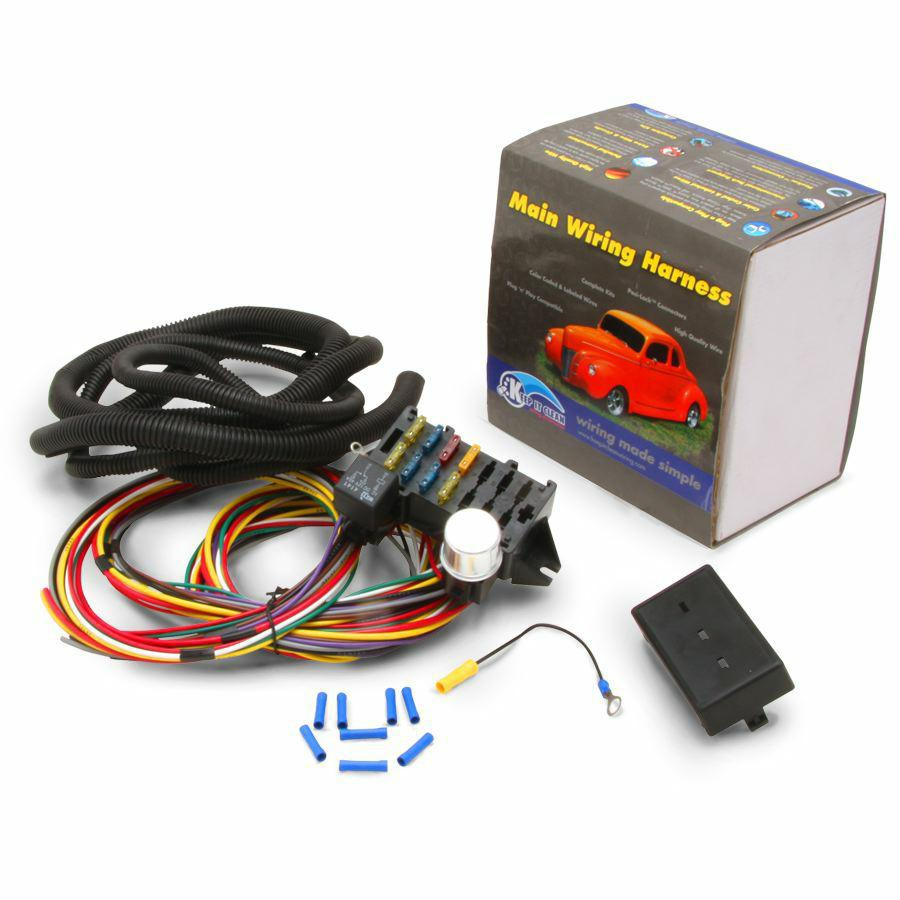 hight resolution of pro comp wiring harness wiring diagram img keep it clean wiring accessories 12 fuse wire harness