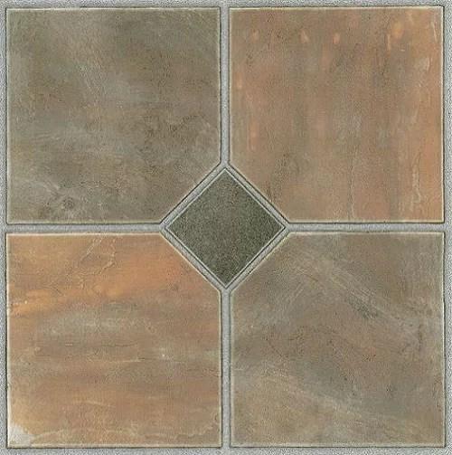 vinyl floor tiles self adhesive stick flooring multi pack stone designs