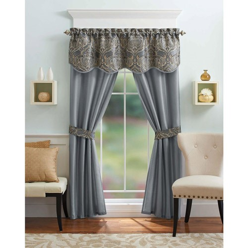 Better Homes and Gardens Medallion 5Piece Curtain Panel