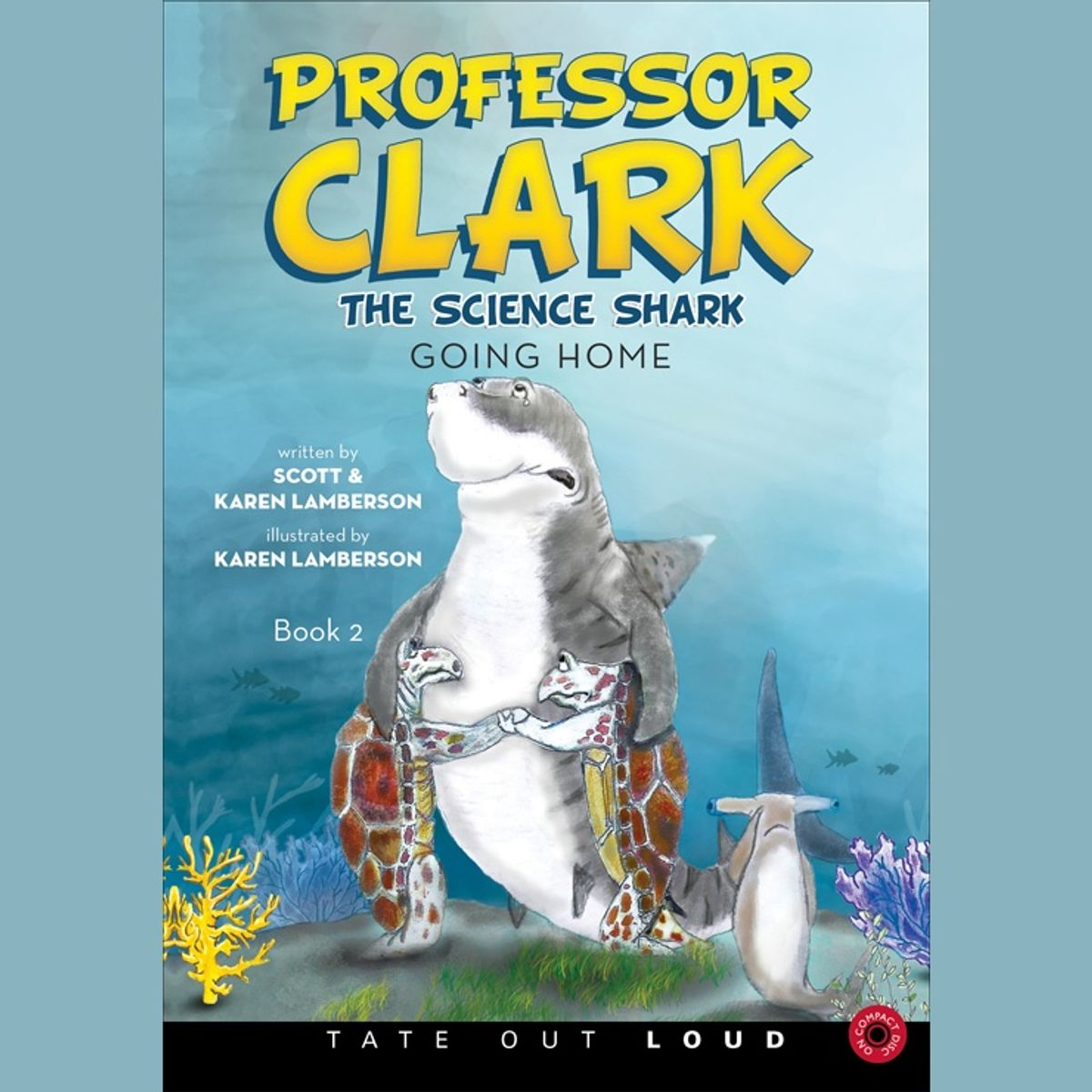Professor Clark The Science Shark Going Home