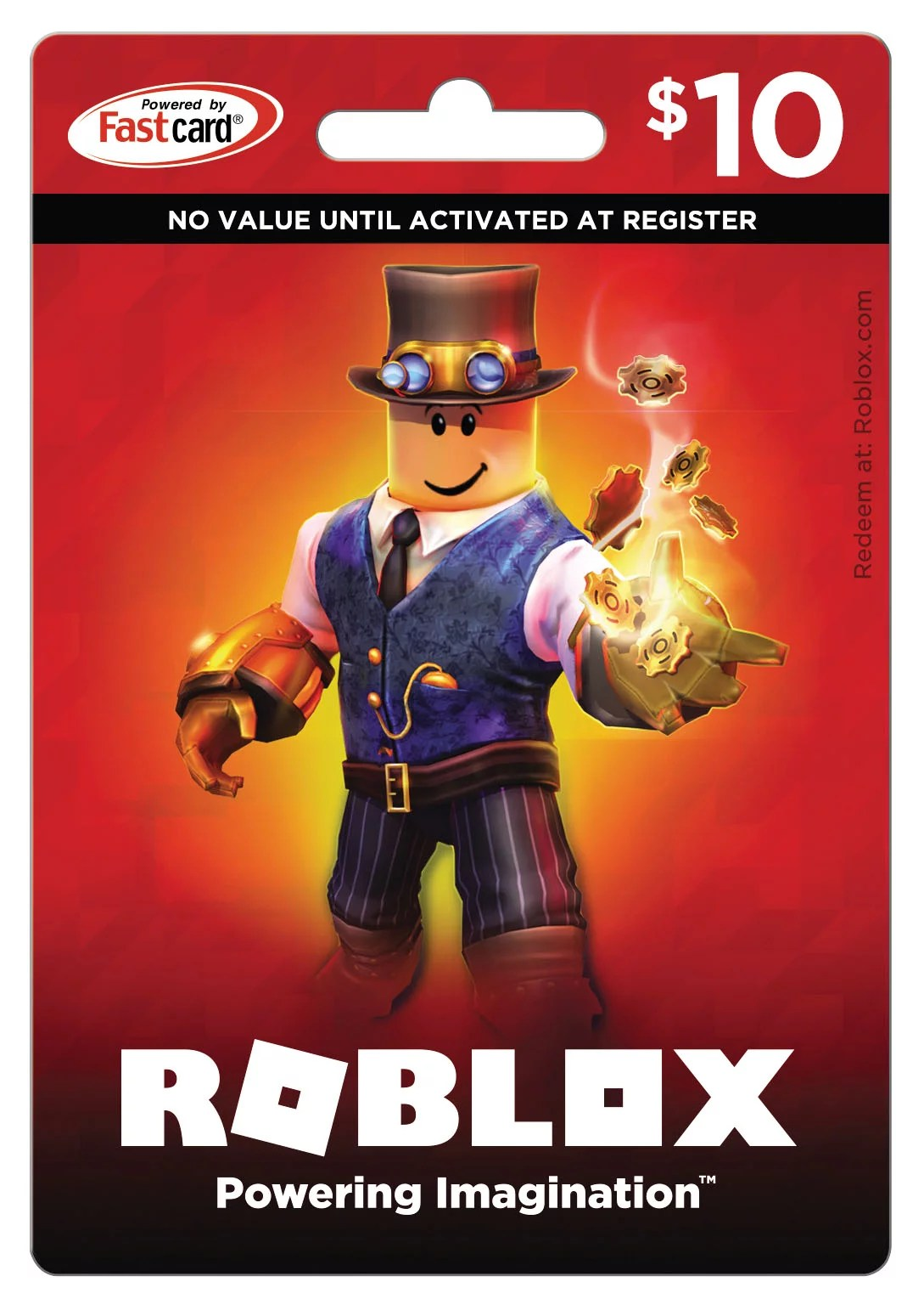 Roblox Game ECard 10 Digital Download InComm