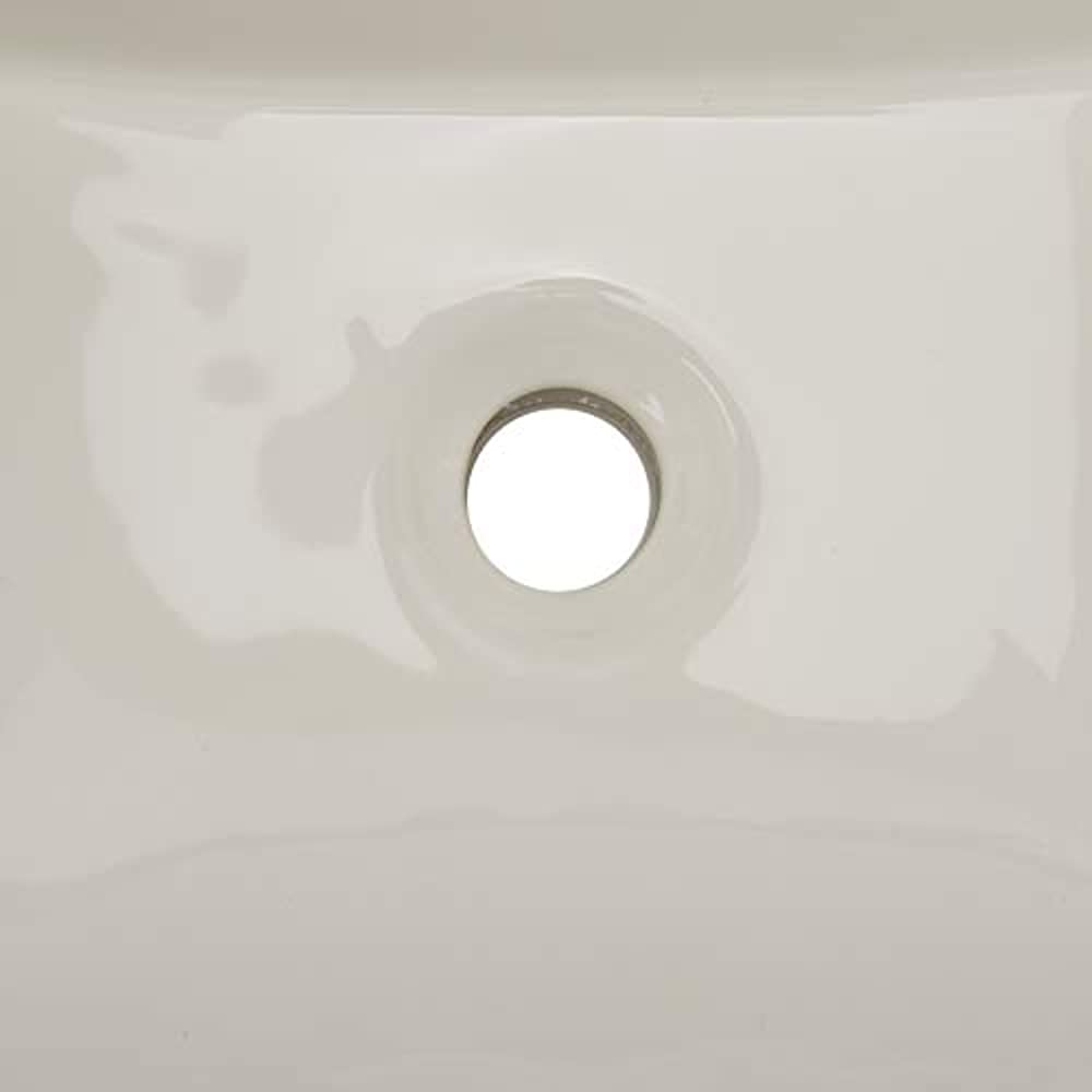 nantucket sinks um 16x11 b 16 inch x 11 inch rectangle undermount ceramic vanity bathroom sink bisque