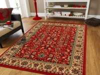 Traditional Area Rugs on Clearance 5x7 Persian Rug For ...