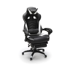 Chair For Office Use No Wheels Arms Respawn 110 Racing Style Gaming Reclining Ergonomic Leather With Footrest Or Multiple Colors By Ofm Walmart