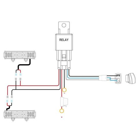 Led Light Bar Wiring Diagram For Your Needs