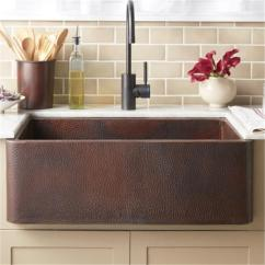 Copper Kitchen Sink Hotels In Nyc With Kitchens Native Trails Cpk294 Farmhouse 30 Antique