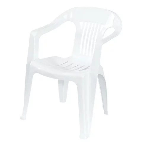 us leisure low back chair white