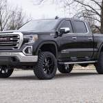 Rough Country 6 Lift Kit Fits 2019 2020 Gmc Denali Sierra 1500 4wd Knuckle Suspension System 29900 Walmart Com Walmart Com