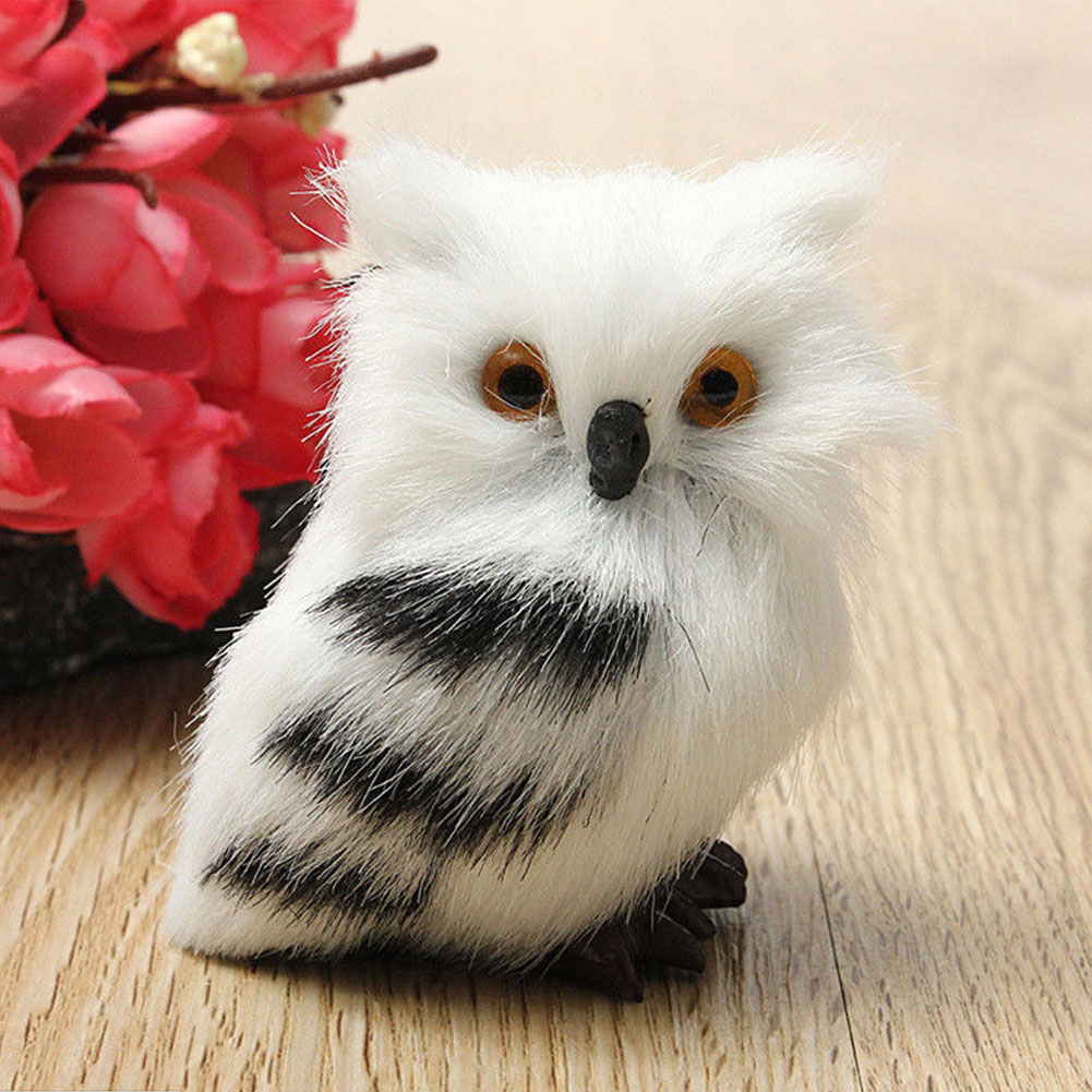 Cute Owl Decor Directer Fashion Christmas Style Cute Owl Model Tree Hanging Decor Xmas Ornament Gift