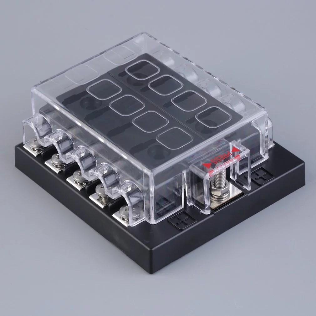 6 8 10 12 way circuit car atc ato blade fuse box block [ 1010 x 1010 Pixel ]