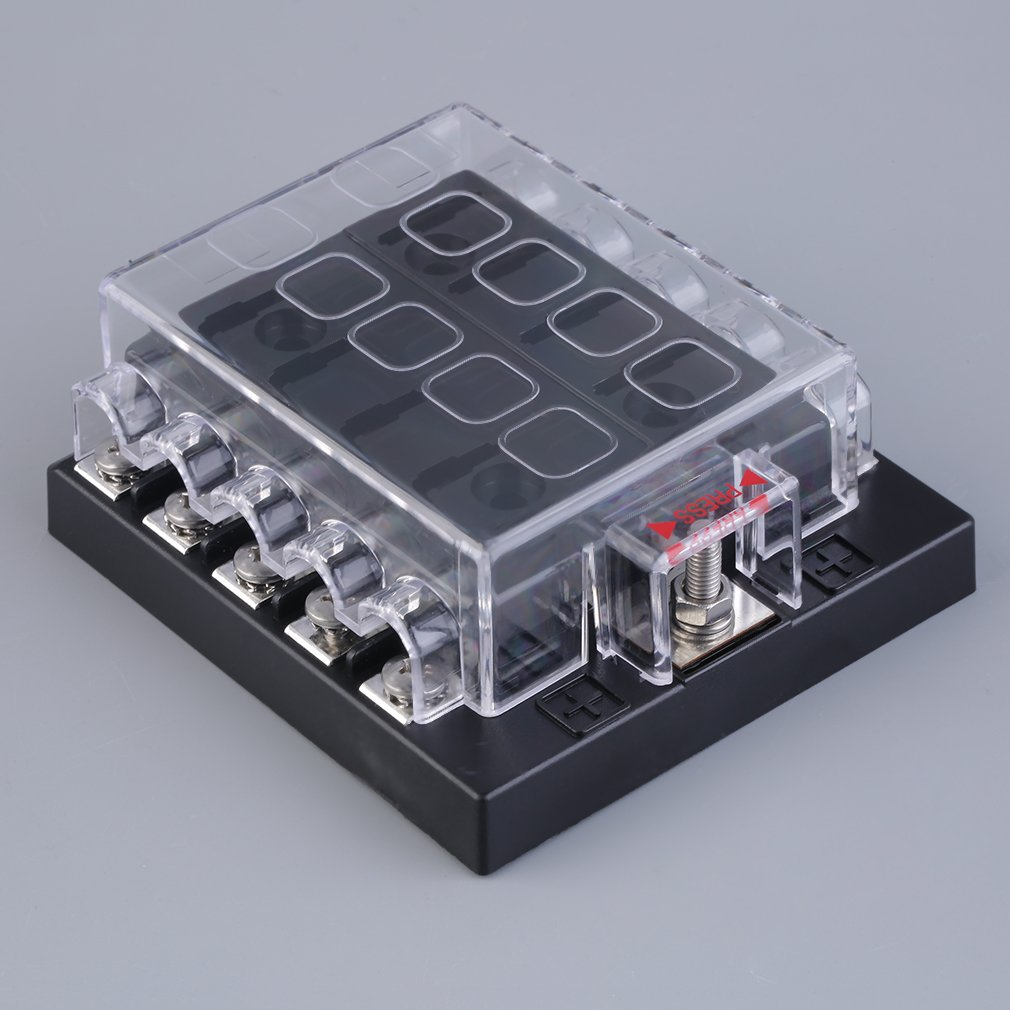 hight resolution of 6 8 10 12 way circuit car atc ato blade fuse box block