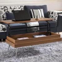 Matrix Koryo Coffee Table with Lift Top - Walmart.com
