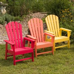Polywood Adirondack Chairs Foldable Lounge Chair Indoor Reg South Beach Recycled Plastic 26 5w X 29d 42 5h In Walmart Com