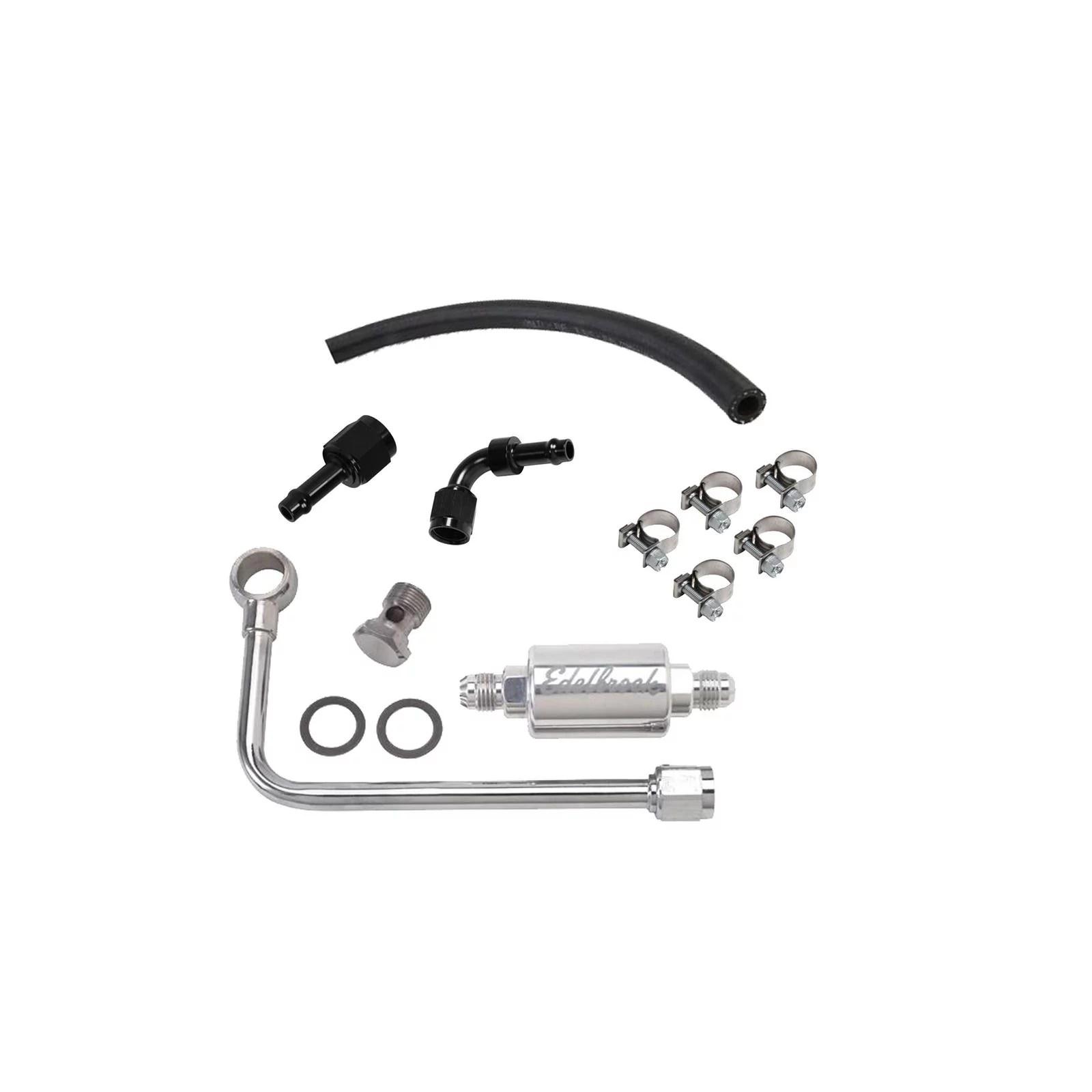 Speedway Motors In Line Fuel Filter Installation Kit