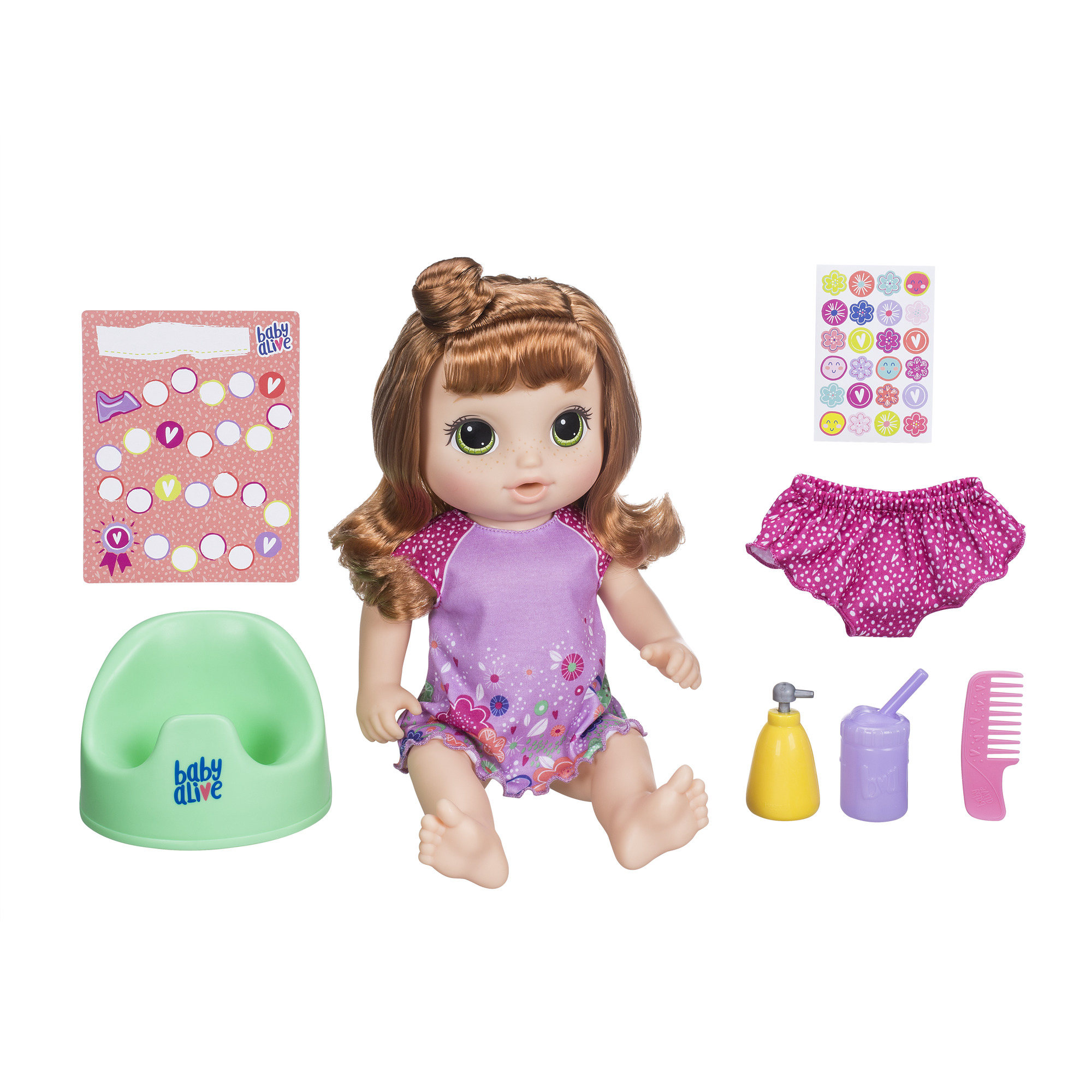 baby alive potty dance exclusive