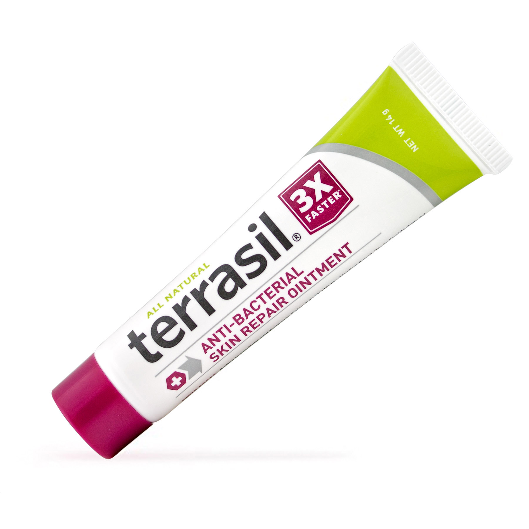 Antibacterial Skin Repair Ointment with All-Natural ...