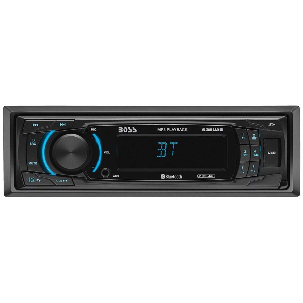 medium resolution of boss audio 650ua car stereo wiring diagram diy enthusiasts wiring boss audio 612ua