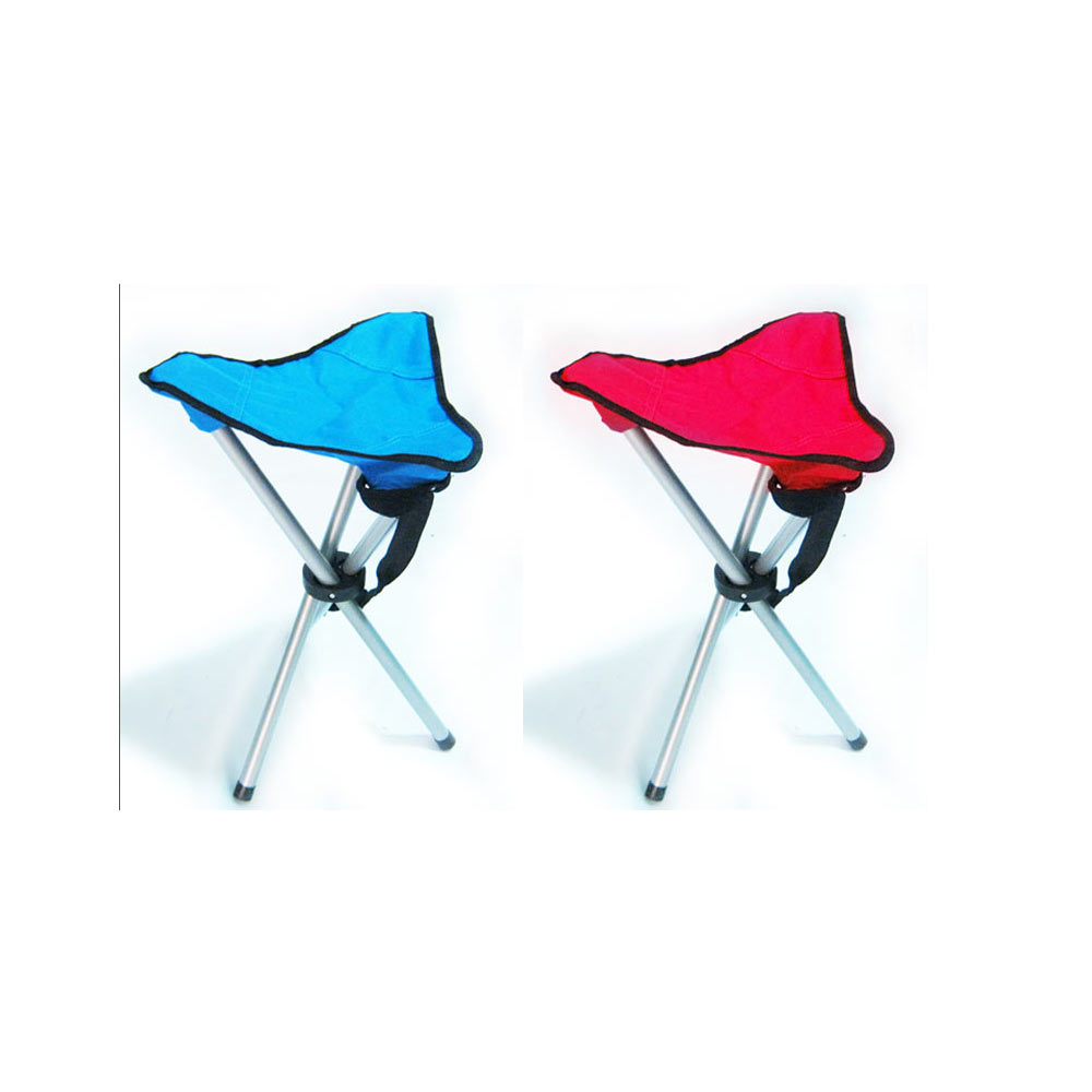 fishing chair legs stretch dining covers dunelm folding stool portable seat lawn outdoor hiking camping 3 new
