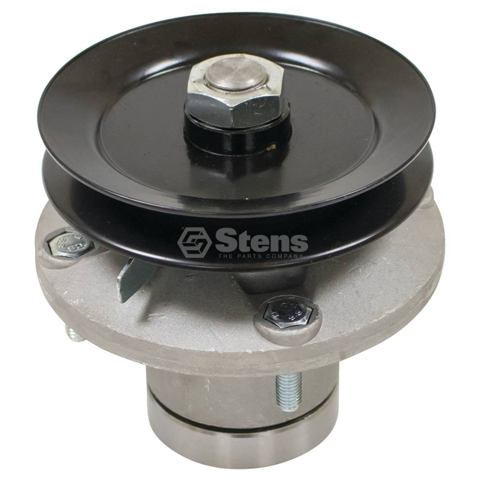 hight resolution of 38 deck spindle assembly john deere lawn mowers lawn tractors am108925 walmart com