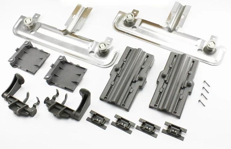 kitchenaid dishwasher upper rack adjuster part w10350376 2 pack walmart com
