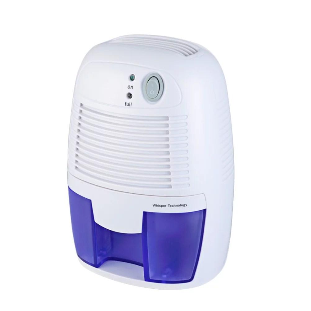 500ml Mini Dehumidifier Household Moisture Absorbing Air ...