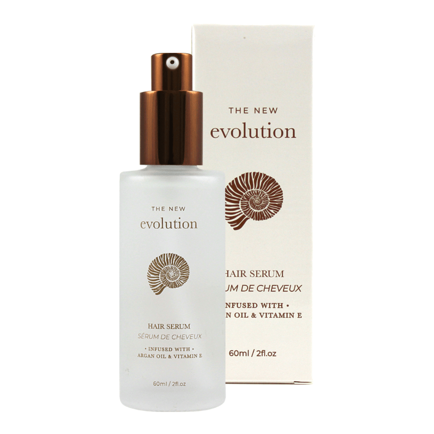 Evolution Argan Oil Hair Serum With Aloe Vera And Vitamin