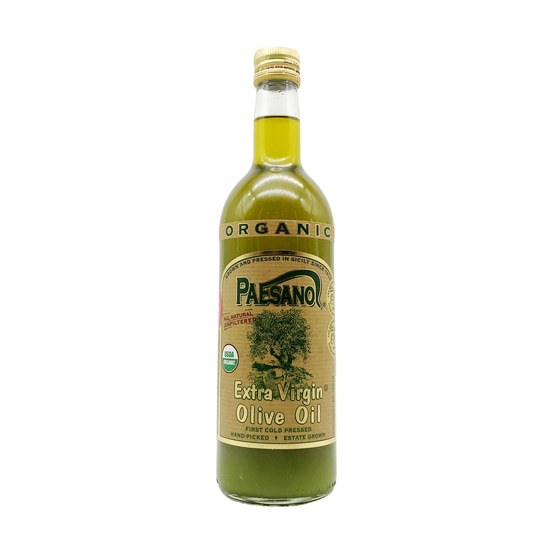 Paesano Organic Unfiltered Extra Virgin Olive Oil 750 mL ...